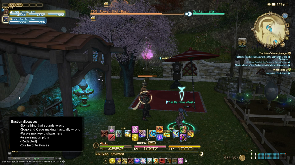 Console/Controller Targeting | FFXIV ARR Forum - Final Fantasy XIV