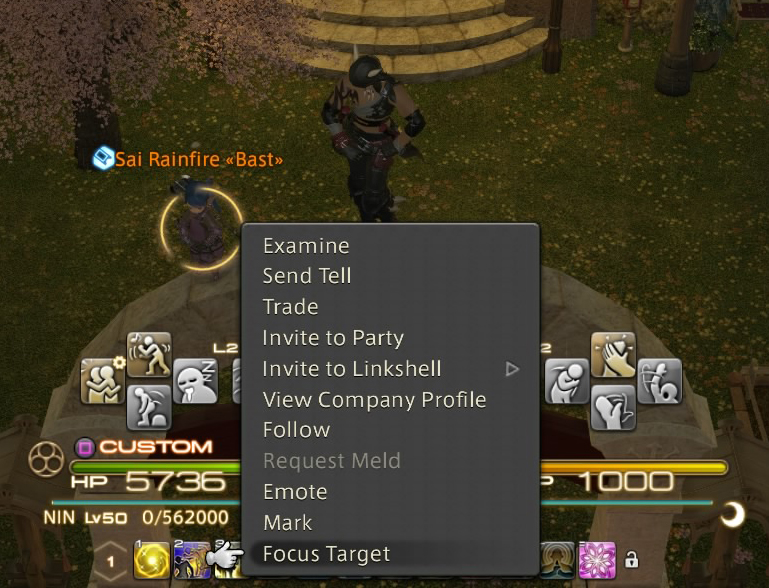Console/Controller Targeting | FFXIV ARR Forum - Final