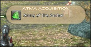 Atma Stone Locations