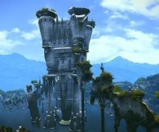 The Wanderer's Palace